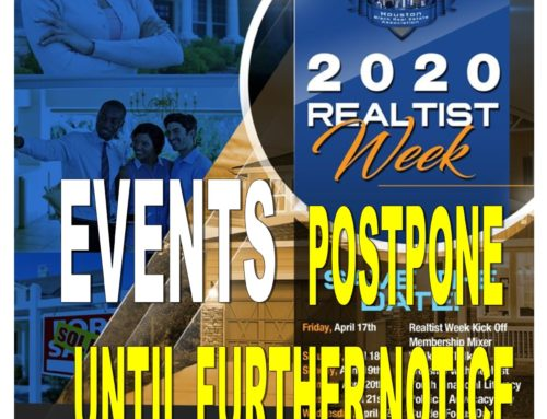 Event Cancellations due to Coronavirus Disease 2019