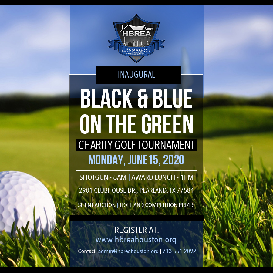 2020 Inaugural Black & Blue on the Green