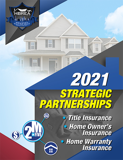 HBREA 2021 Strategic Partnerships