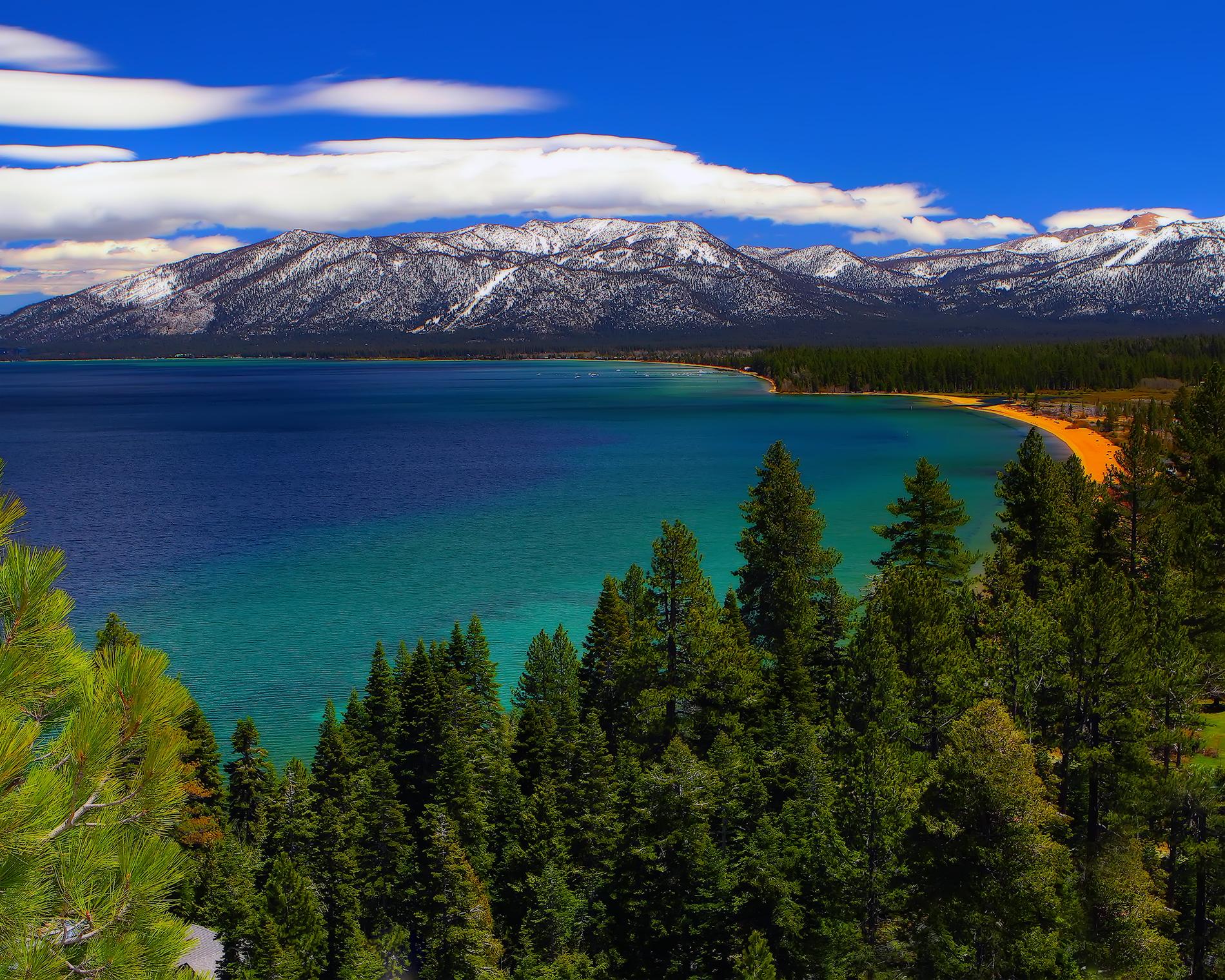 HBREA 2021 Gala Auction item - Lake Tahoe