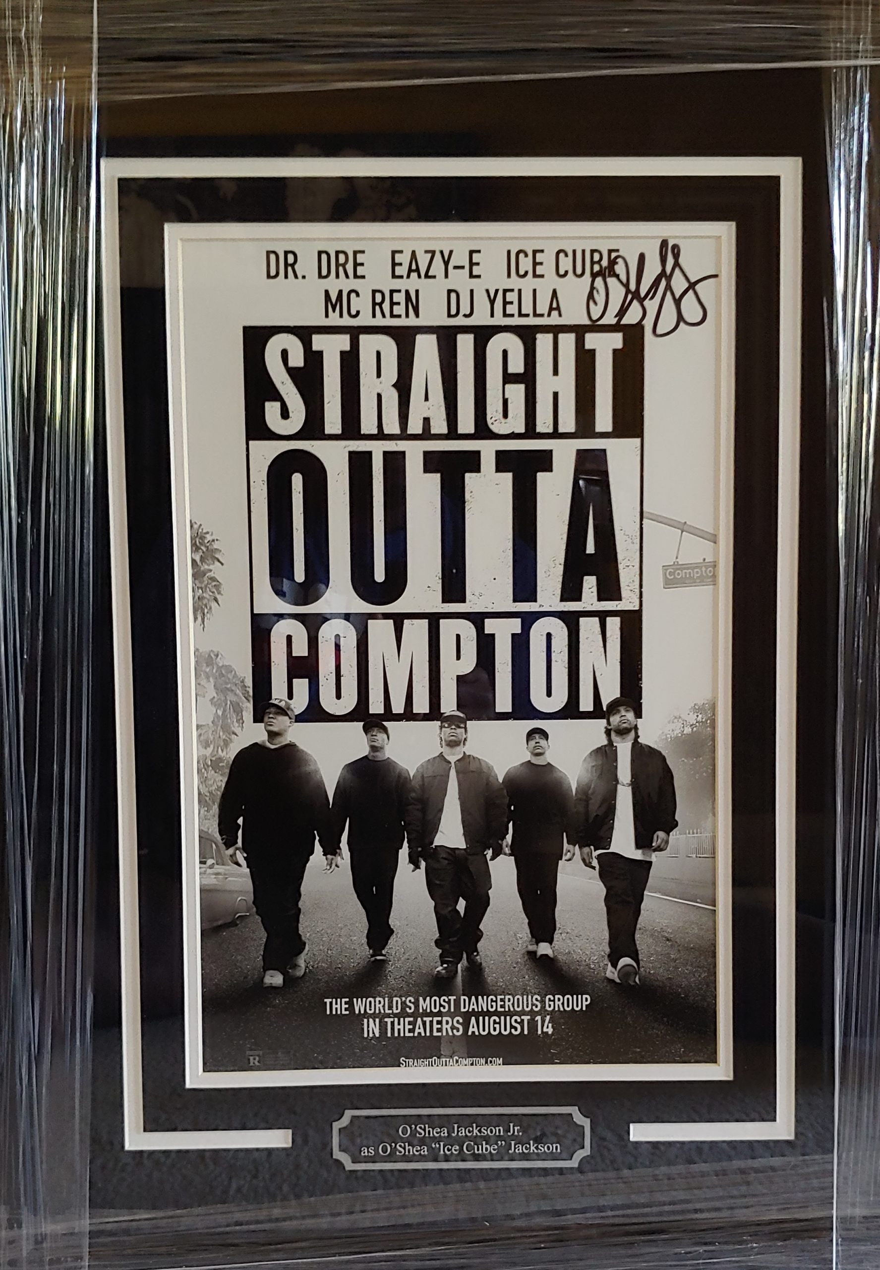 HBREA Gala Silent Auction item - Straight Outta Compton