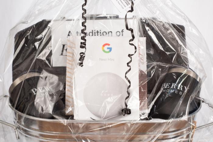 Google Nest Mini - Perry Homes