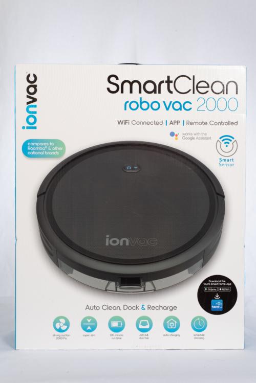 Smart Clean Vacuum - ionvac