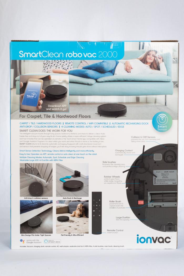 Smart Clean Vacuum