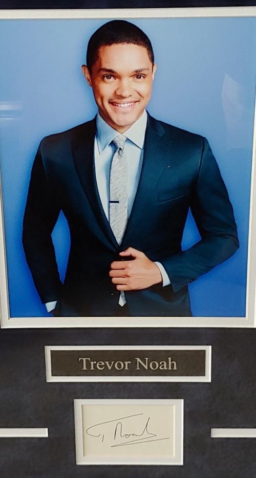 The HBREA 2021 Gala Auction Items - Trevor Noah