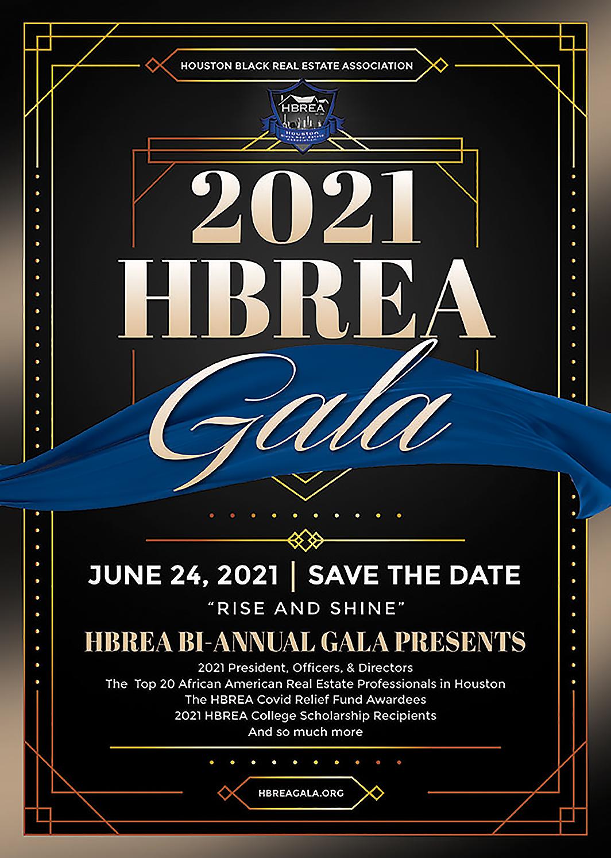 HBREA 2021 Gala - June 24, 2021