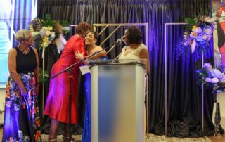 The 2021 Gala REALTIST® Awards, LaDonna Parker, Jaqueline Cooper, Marla Lewis, Bobbye Mills
