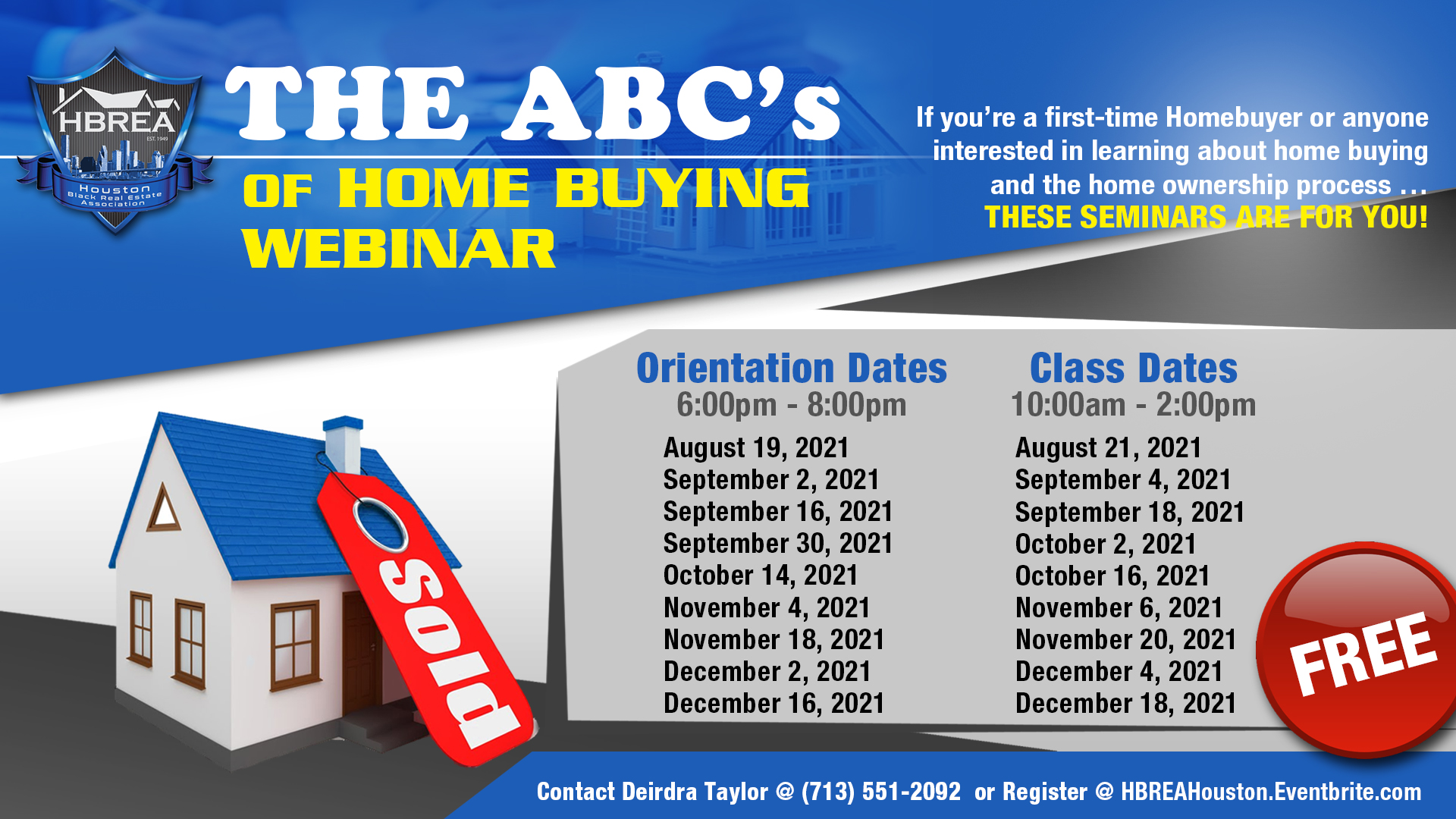 The ABC's of Homebuying